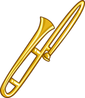 Trombone clothing icon ID 5034