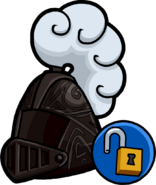 Iron Helmet unlockable icon