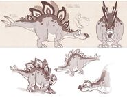 Stegosaurus2014