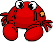 Comfy Crab sprite 001