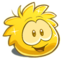 Gold-puffle