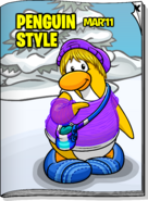 Penguin Style March 2011