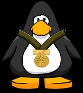 Rebel Reward Medal PC