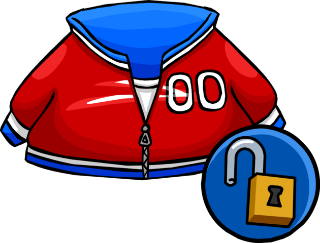 File:Red Track Jacket clothing icon ID 14004.PNG