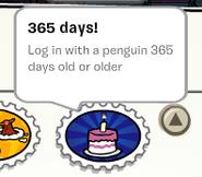 365 Days! SB