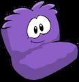 Fuzzy Purple Couch sprite 004