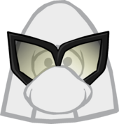 Black Mask clothing icon ID 2114