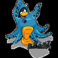 Squidzoid Character