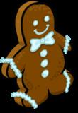 Gingerbread Man sprite 005