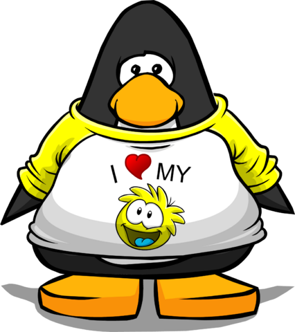 File:I Heart My Yellow Puffle T-Shirt player card.png