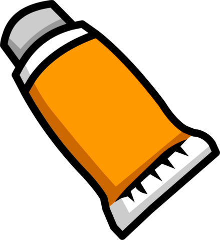 File:Orange Face Paint icon empty.png