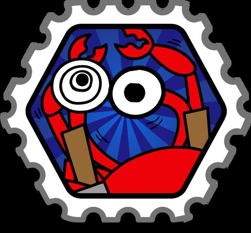 File:Crab Battle stamp.png