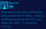 PH March 14 Mesage