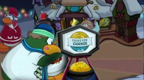 Join the Holiday Party! Official Club Penguin