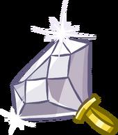 500 Carat Diamond Ring