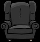 Plush Gray Chair sprite 001