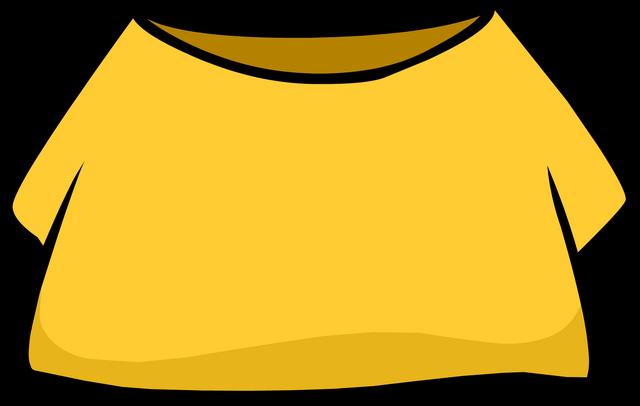 File:Yellow Shirt.PNG