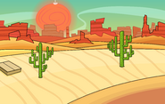 April Fools' Party 2011 Desert Dimension