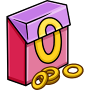 Box of Puffle O's