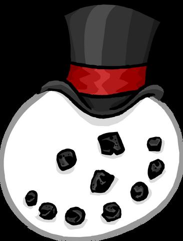 File:SnowmanHead.png