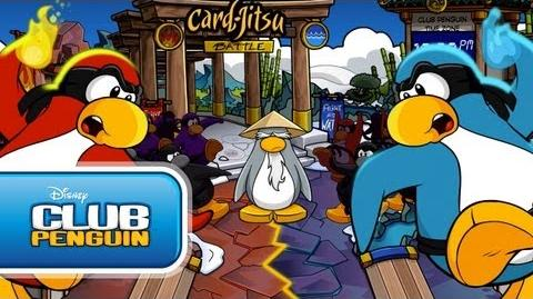 Card-Jitsu Party 2011 Sneak Peek Commercial