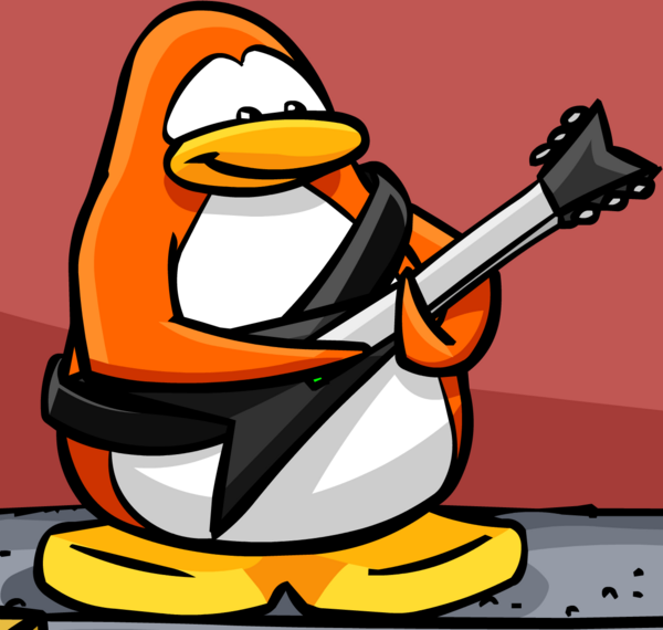 File:Penguin With Guitar.png