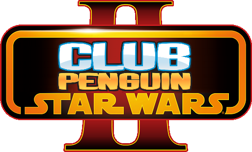 File:Star Wars 2 Club Penguin Logo.png