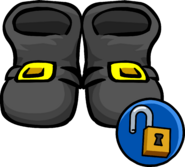 Pirate Boots unlockable icon