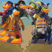Join the Crew Background photo