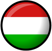 Hungary flag clothing icon ID 531