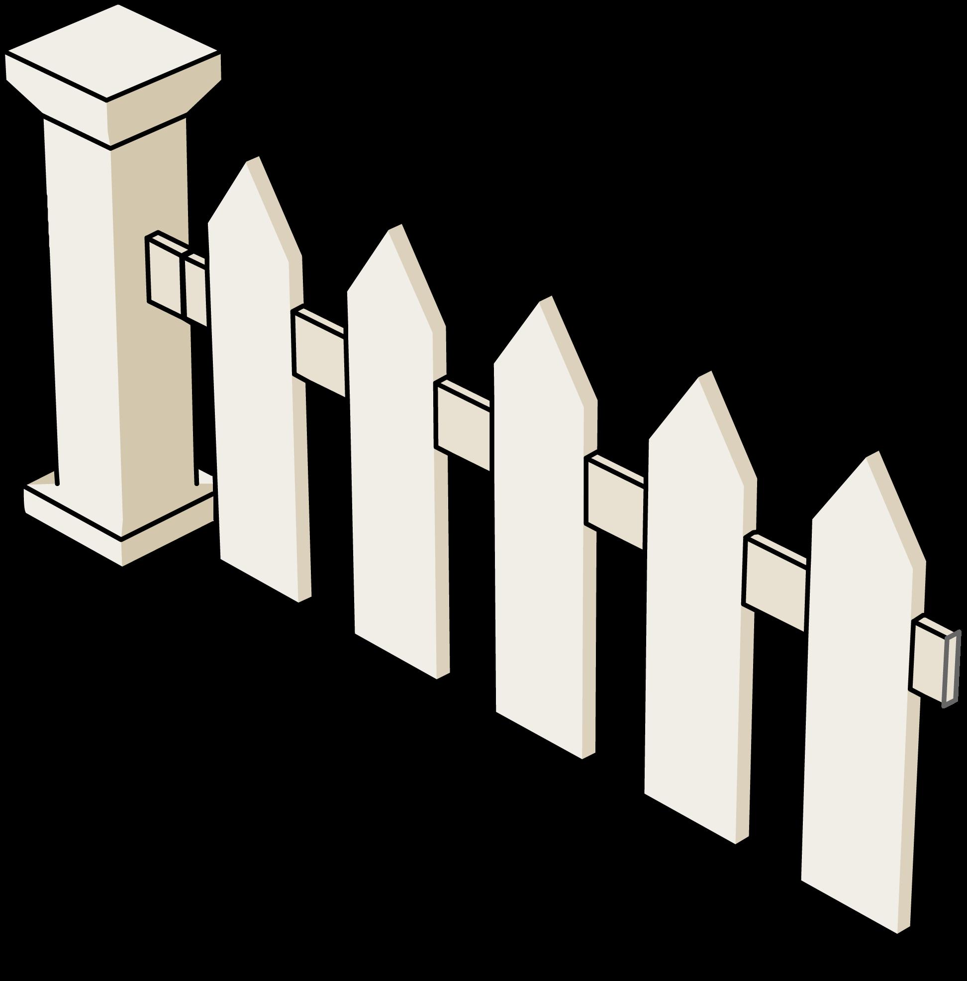 image picket fence sprite 007 club penguin wiki fandom