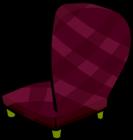 Burgundy Chair sprite 004