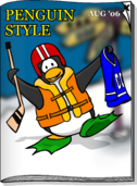 Penguin Style August 2006