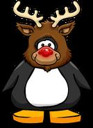 Reindeer playercard