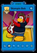Stompin Bob Playercard New