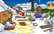 Popcorn Explosion Ski Village 2