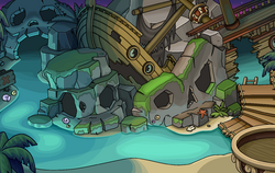 The Fair 2014 Marooned Lagoon