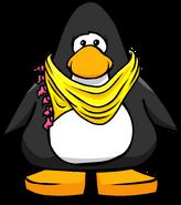 Yellow Designer Scarf PC