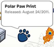 PolarPawPrintPinSB