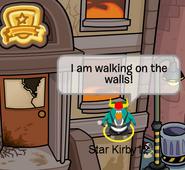 Walkonwalls