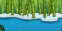 Bamboo River Background