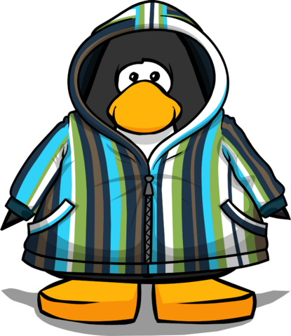 File:Blue Striped Raincoat on a Player Card.png