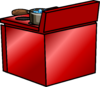 Shiny Red Stove sprite 014
