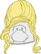 The Blonde Beehive