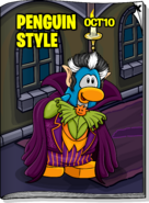 Penguin Style October 2010