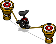 Unicycle Tightrope sprite 001