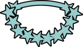 Silver Star Necklace icon