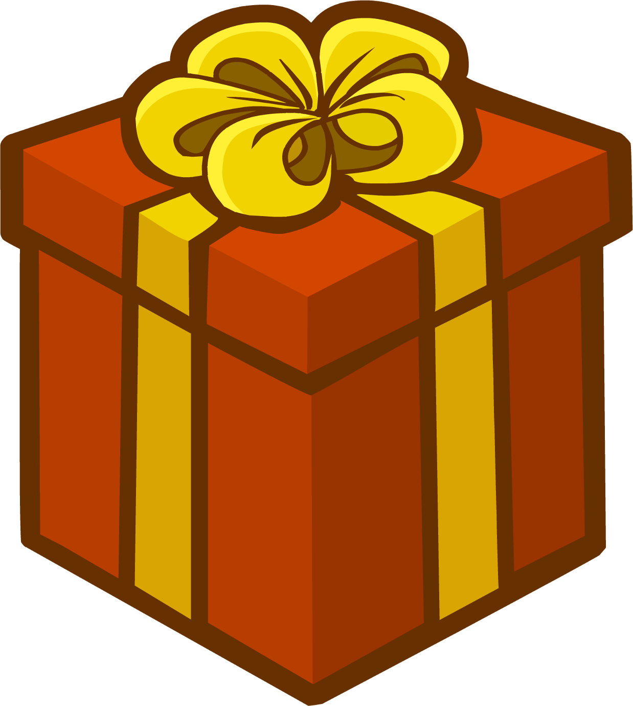 Image - Holiday 2013 Emoticons Gift.png | Club Penguin ...