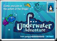 Local En Postcards 98 Underwater Adventure