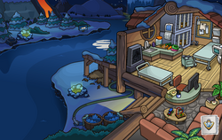 Operation Puffle EPF Puffle Vet Station